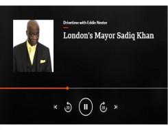 Migrant Voice - Nazek Ramadan and member Latanya interviewed on BBC Radio London