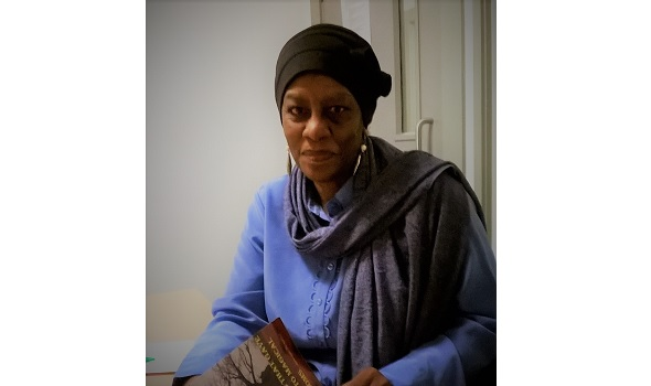 Migrant Voice - Amna, a cosmopolitan poet