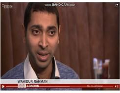Migrant Voice - BBC London reports on international student demonstration