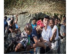 Migrant Voice - Curbing migration won't beat far right