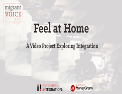 Migrant Voice - Join our new 'Feel at Home' project