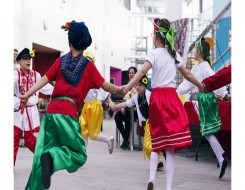 Migrant Voice - Maslenitsa: Glasgow celebrates an ancient Slavic holiday