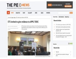 Migrant Voice - PIE News reports on APPG hearings