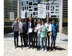 Migrant Voice - Over 100 students write to Home Secretary asking him to take action