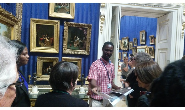 Migrant Voice - Community ambassadors 'offer new perspectives' at the Wallace Collection