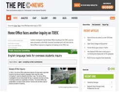 Migrant Voice - PIE News reports on new inquiry into Home Office