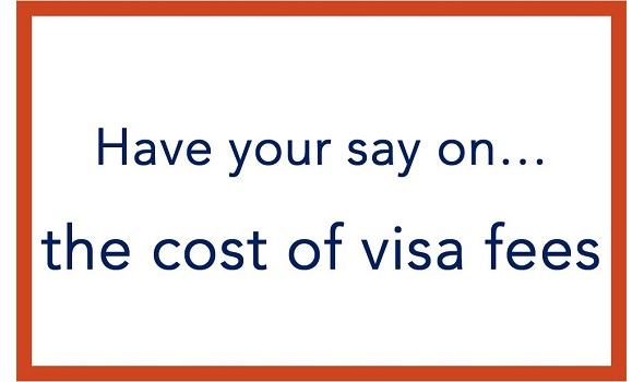 Migrant Voice - How are high visa fees in the UK impacting you?