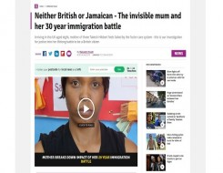 Migrant Voice - Birmingham Live interviews MV member about her struggle to be British