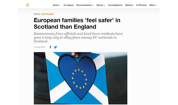Migrant Voice - MV Director quoted in coverage of new report on the impact of Brexit on families