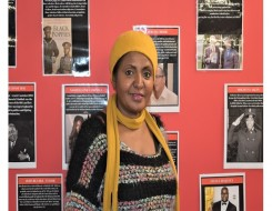 Migrant Voice - Inspired by Nelson Mandela: Feven's story