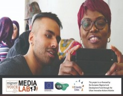 Migrant Voice - Media Lab in Coventry