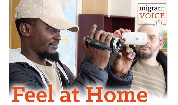 Migrant Voice - Feel at Home project: Birmingham