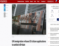 Migrant Voice - MV comments on new Settlement Scheme statistics