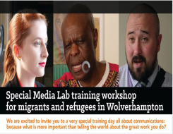 Migrant Voice - Online Media Lab