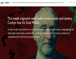 Migrant Voice - MV comments on deaths of migrants in Mozambique