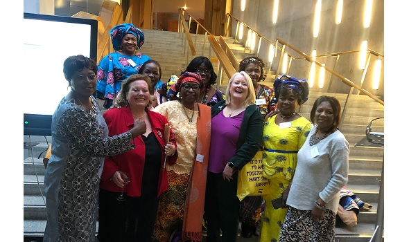 Migrant Voice - International Women's Day reflection