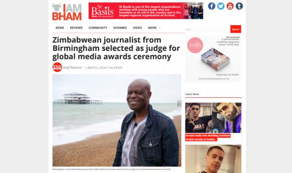 Migrant Voice - MV staff member Selbin featured in I Am Birmingham