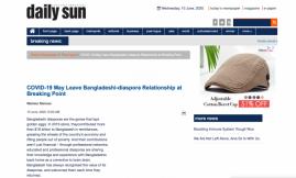 Migrant Voice - Member writes op-ed for major Bangladesh newspaper