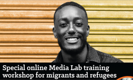 Migrant Voice - West Midlands Media Lab