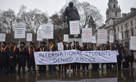 """Migrant Voice - Syed's story: """"I came to the UK to study and lost my future"""""""