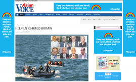 Migrant Voice - MV Director speaks to Asian Voice about the Government's approach to migrants crossing the Channel