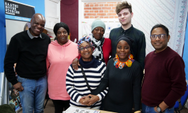 Migrant Voice - Migrant-led news team in West Midlands creating special magazine to showcase Black voices