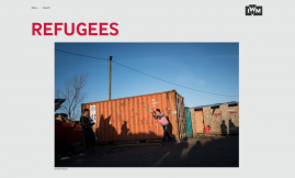 Migrant Voice - Refugees: 'It can happen to anyone'
