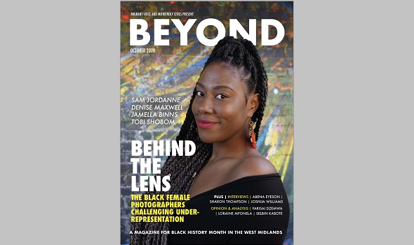 Migrant Voice - Migrant Voice members produce 'Beyond', an e-magazine for Black History Month