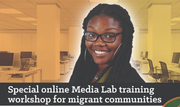 Migrant Voice - West Midlands Media Lab