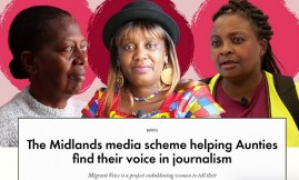 Migrant Voice - MV members speak to gal-dem magazine about becoming community journalists