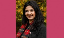 Migrant Voice - The Glasgow Girl who's standing for Parliament
