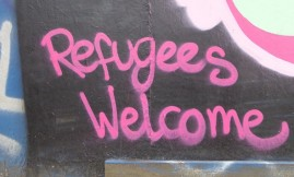 Migrant Voice - Give permanent residence to all refugees now