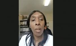 Migrant Voice - Migrant Voice West Midlands member speaks to BBC about Black Lives Matter