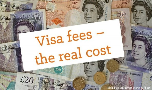 Migrant Voice - Complete our survey on experiences of visa fees