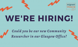 Migrant Voice - Join the Migrant Voice team!