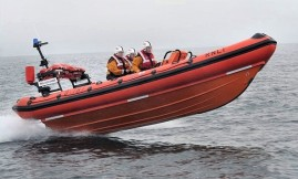 Migrant Voice - RNLI defends Channel rescues