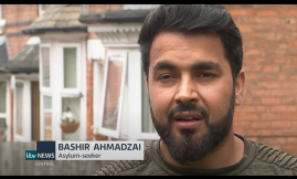 Migrant Voice - MV members speaks to ITV Central about Afghanistan crisis