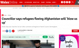 Migrant Voice - MV director featured in WalesOnline