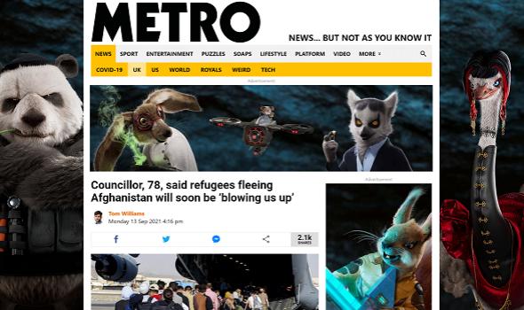 Migrant Voice - MV director quoted in Metro