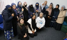 Migrant Voice - Migrant Voice and Saathi House members share stories with Birmingham Live