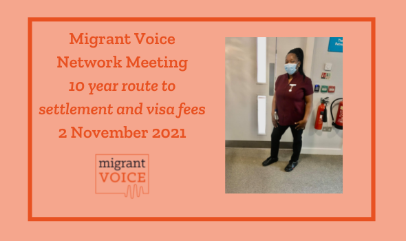 Migrant Voice - National network meeting