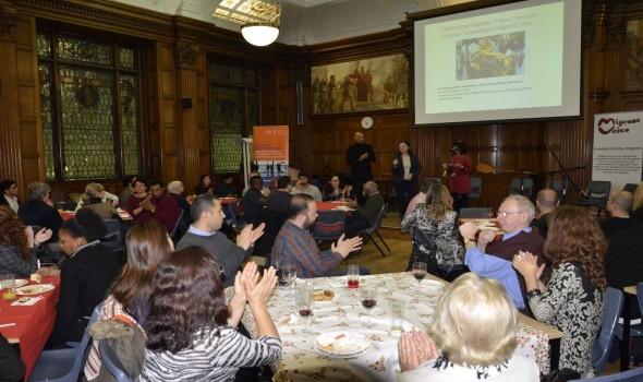 Migrant Voice - International Migrants' Day: 'Celebrating Migrants' Voices'