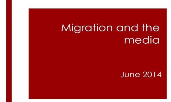 Migrant Voice - Migration and the media - guide for journalism students
