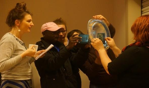 Migrant Voice - Last week of MVOC workshops