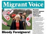 Migrant Voice - MV newspaper 2015