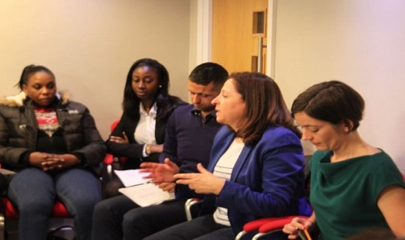 Migrant Voice - Network meeting 10th November