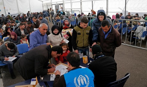 Issues facing Syrian refugees…