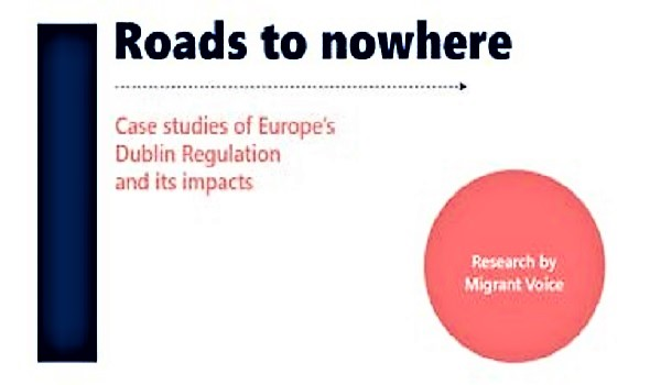 Migrant Voice - Our report on the impact of the Dublin Regulation