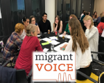 Migrant Voice - Migrant Voice Network Meeting Wednesday November 29th