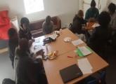 Migrant Voice - Media Lab Training Session
